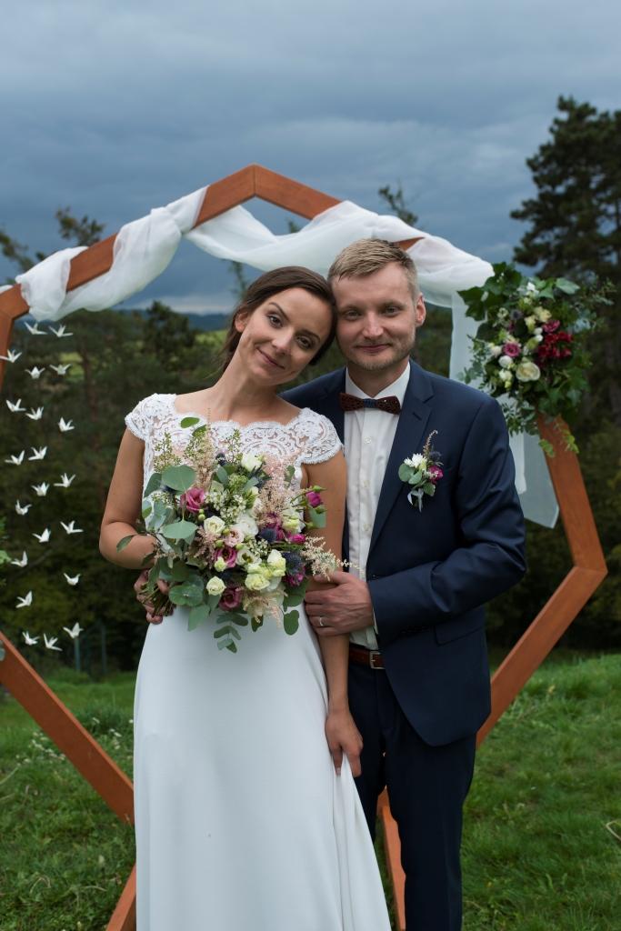 Manželé u brány